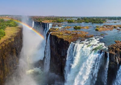 Visit Victoria Falls with Adventures & Safaris